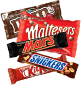 Confectionary bars
