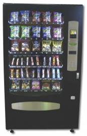 buzz bites vending machine
